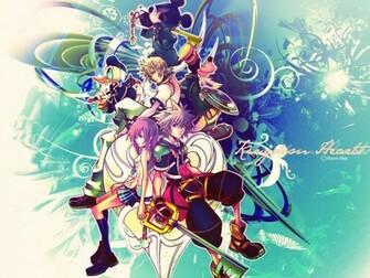 Kingdom Hearts 2 KH2