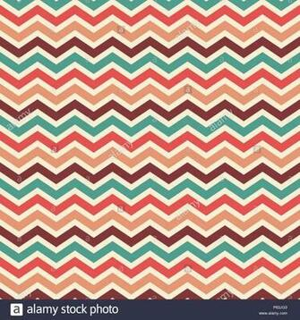 retro chevron striped background wallpaper in vintage color