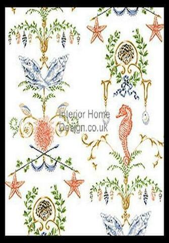 Thibaut Wallpaper   Barbados Wallpaper   Turks Caicos T1634