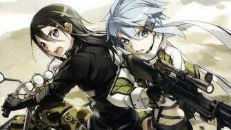 SAO 2 Anime HD 1920x1080 1080p wallpaper and compatible for 1280x720