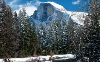 In Yosemite National Park California Screensaver For Kindle3 And DX