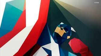 wallpaper captain america cartoon desktop desktop1