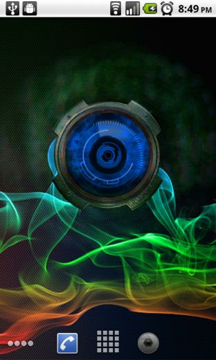 Motorola Droid X Eye Live Wallpapers Up For Grabs   Install On Any