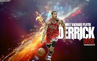 Derrick Rose Wallpaper 2014