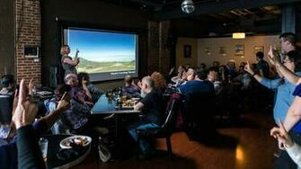 Astronomy on Tap brings astrophysicists and the community together