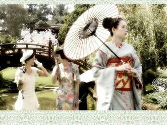 Wallpaper Memoirs of a Geisha by Nienie on deviantART