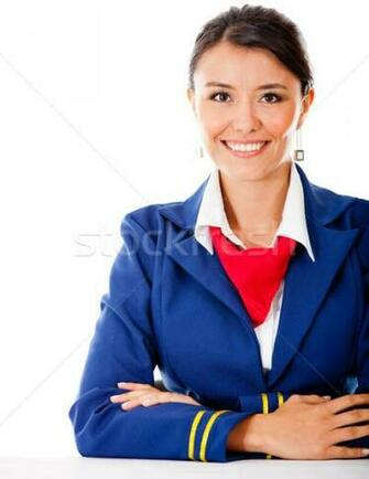 Flight Attendant   Hot Girls Wallpaper