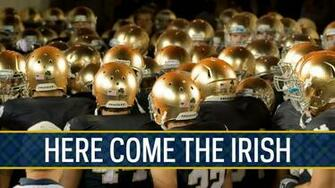 notre dame fighting irish Hd Wallpapers