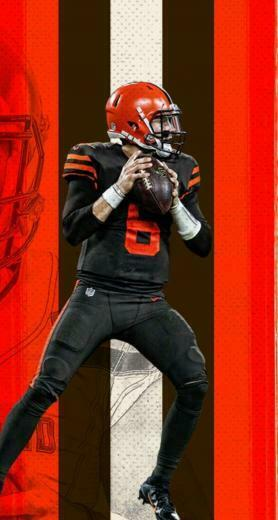 Browns Baker Mayfield CavsBrowns Cleveland browns football