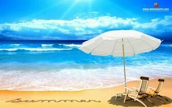 Summer Beach Desktop Wallpaper Search Pictures Photos