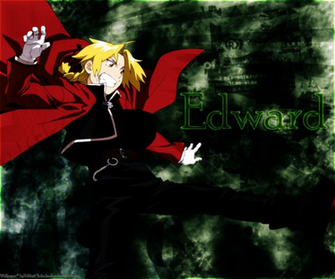 Edward Elric Wallpaper by Yokhoii on deviantART