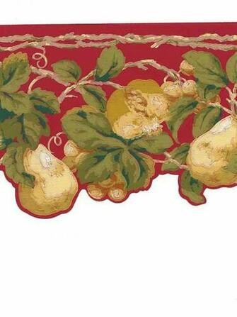 Fruit Kitchen Wallpaper Borders BA unit 3 Pinterest