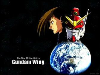 Download full size Gundam Wing Wallpaper Num 6 1024 x 768 133