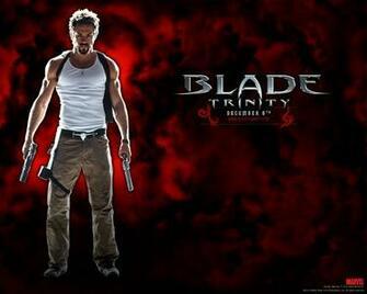 Blade Trinity   Blade Wallpaper 930544
