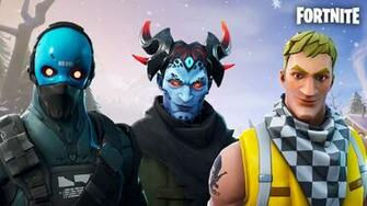Leaked Fortnite skins and cosmetics found in the v720 patch files