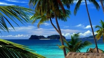 Caribbean Island Desktop Backgrounds