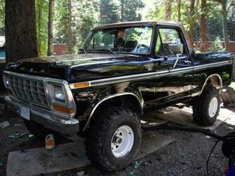FORD BRONCO suv 4x4 truck wallpaper 1600x1200 775489 WallpaperUP