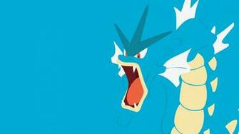 1366x768 Pokemon Gyarados desktop PC and Mac wallpaper