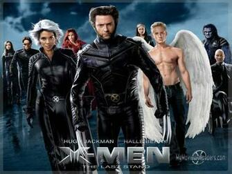 The Last Stand Man movies Xmen characters X men