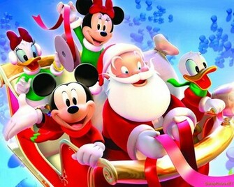 Disney Christmas Desktop Backgrounds wallpaper Disney