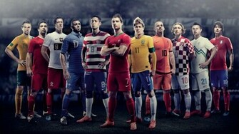 EURO 2012 Nike Football Wallpapers HD