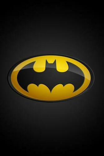 Batman Logo iPhone Wallpaper HD