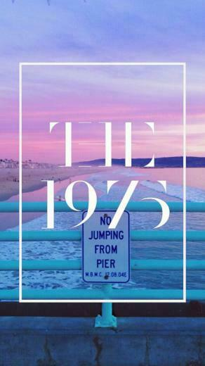 the 1975 lockscreen THE 1975 The 1975 wallpaper The 1975