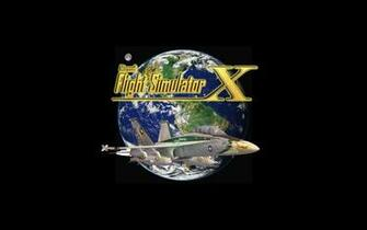 Desk top wallpaper background wallpaper Flight Simulator X
