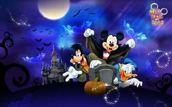 bing halloween wallpaper Disney dream Halloween desktop wallpaper