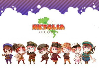 Hetalia Wallpaper by HazelLevesque24
