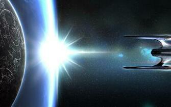 Dual screen star trek online wallpaper 3840x1080 HQ WALLPAPER