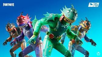 Fortnite   Moisty Merman Outfit Available   MobiTuner