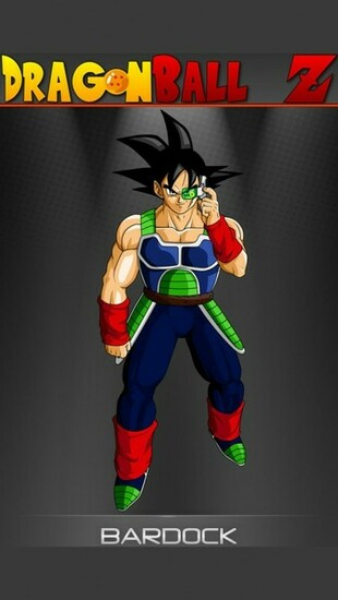 bardock dragon ball z anime mobile wallpaper 640x1136 8869 1810094406