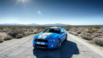 Cool Ford Mustang Sports Cars HD Wallpaper of Car