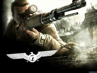 Sniper Elite V2   wallpaper 3 ABCgamescz