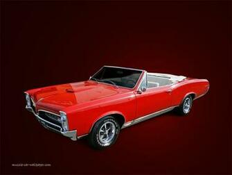 GTO Wallpaper Pictures 1967 Convertible 1024 01