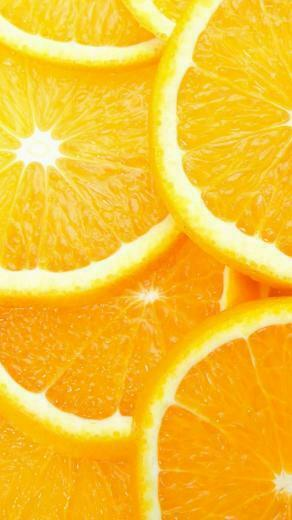 Orange Colored Fruit HD Wallpaper Background Images