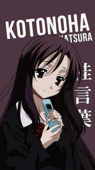 Kotonoha Katsura Korigengi Wallpaper Anime Katsura kotonoha