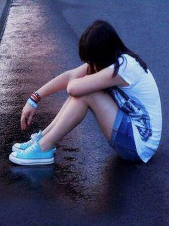 alone sad girl cry 4loveimages