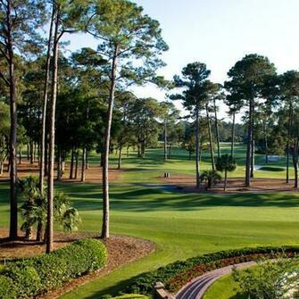 SeaPines Golf Course in Hilton Head South Carolina