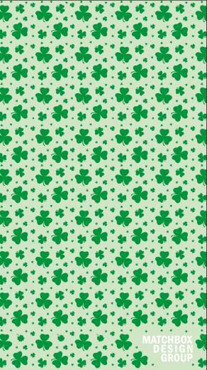 St Patricks Day Wallpaper Matchbox Design Group St Louis MO