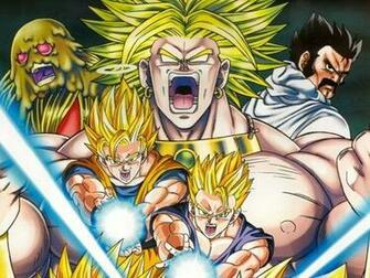 dragon ball z wallpapers to your cell phone   anime broly dragon ball