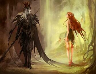 Hades and Persephone   The Olympians Fan Art 12769275