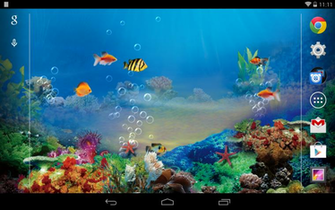 Aquarium Live Wallpaper Gratis Aquarium Live Wallpaper