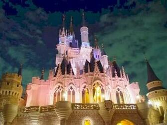 Disney Castle HD Wallpapers Download HD WALLPAERS 4U FREE
