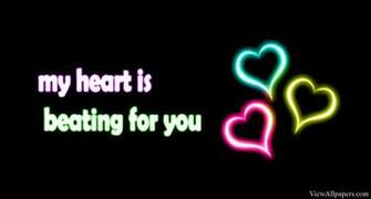 Love Quotes High Resolution Wallpaper download Neon Love Quotes