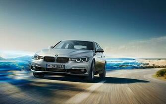 Your Batch of 2016 BMW 3 Series Facelift Wallpapers Is Here