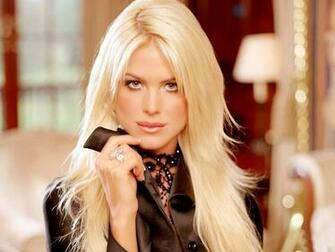 Hollywood actress wallpapers Victoria Silvstedt hd wallpapers