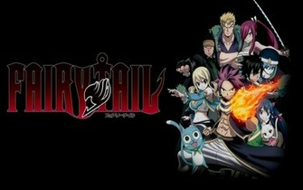 FAIRY TAIL 2014   Wallpaper by ng9