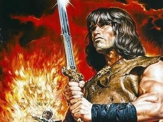Conan The Barbarian Computer Wallpapers Desktop Backgrounds